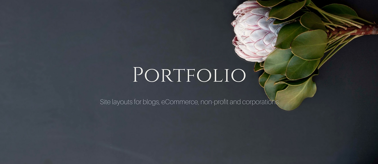 Portfolio by SnazzyLittleThings.com
