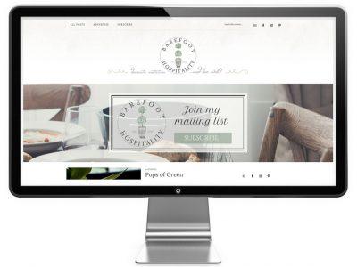 Barefoot Hospitality New Blog